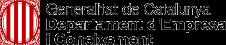 Emblema de la Generalidad De Catalunya, Departament d'Empresa i Coneixement