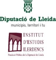 Emblema deIDAPA, Institut per al Desenvolupament i la Promoció de 'Alt Pirineu i Aran Diputación de Lleida, minicipis, territori i tu. Insitut d'estudis Ilerdencs