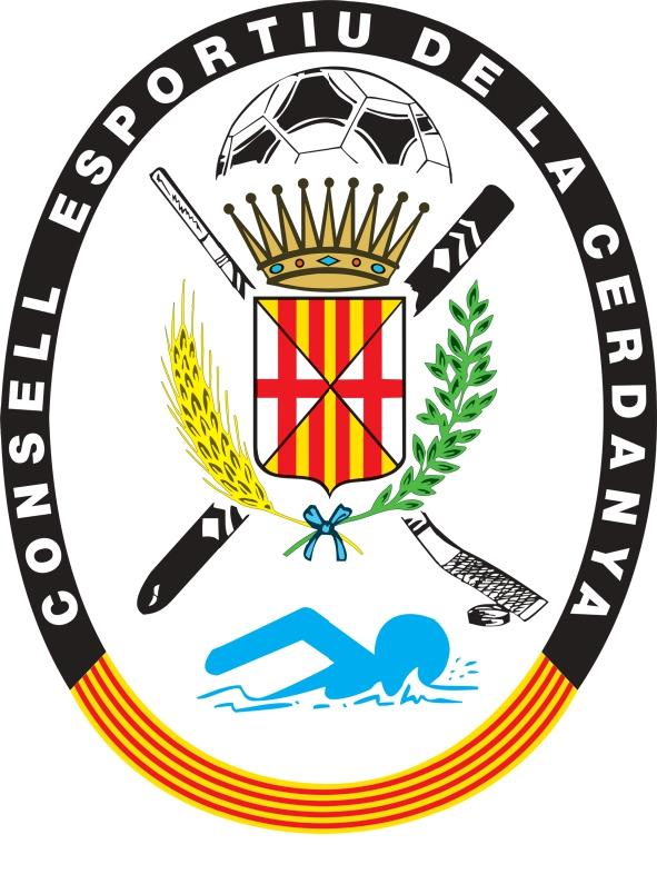 Emblema dl Consell Esportiu de la Cerdanya