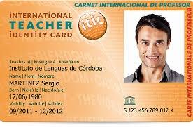 Carnet de professor internacional ITIC