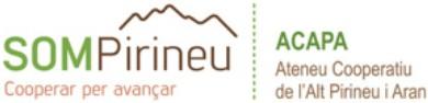 Som Pirineu Cooperar per avançar, ACAPA Ateneu Cooperatiu d l'Alt Pirineu i Aran